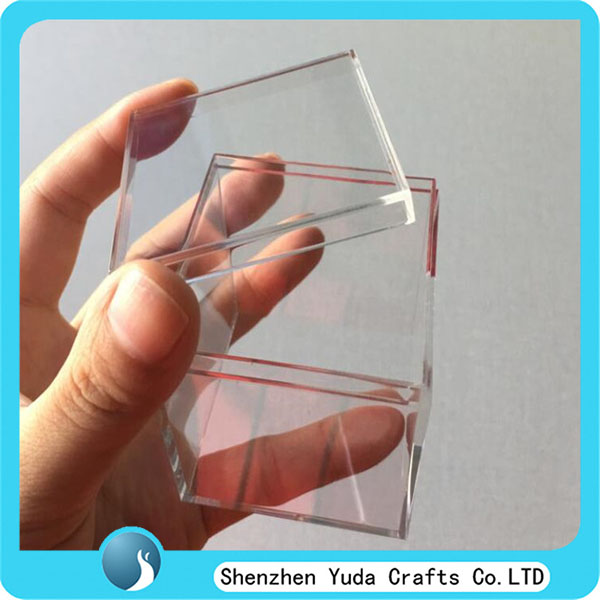 Small Clear Acrylic Boxes With Lids Mini Acrylic Wedding Gift Favor ...