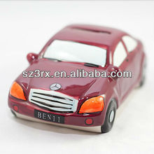 car shape money box,saving jar,coin bank