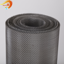 flexible plastic coated thick diamond hole Expanded Metal Mesh