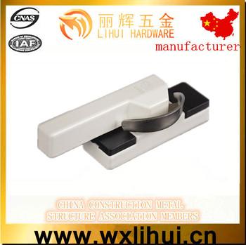 Best Price China Supplier Aluminum Window Sliding Crescent Lock ...