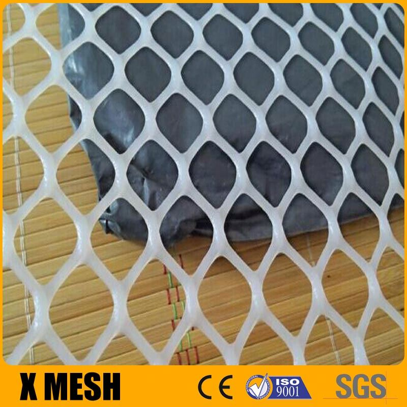 Aging Resistant hexagonal plastic net for road base netting