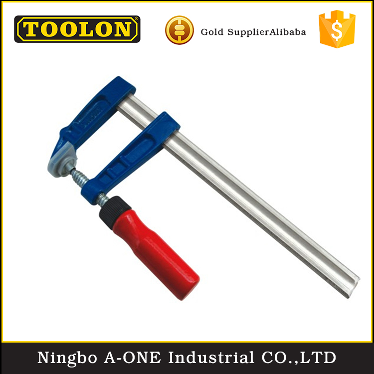 Heavy Duty Manual Pressing Woodworking F Clamp