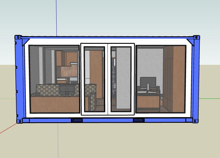40 Metros Cuadrados De Dos Dormitorios,Uno Cuarto De Baño ...