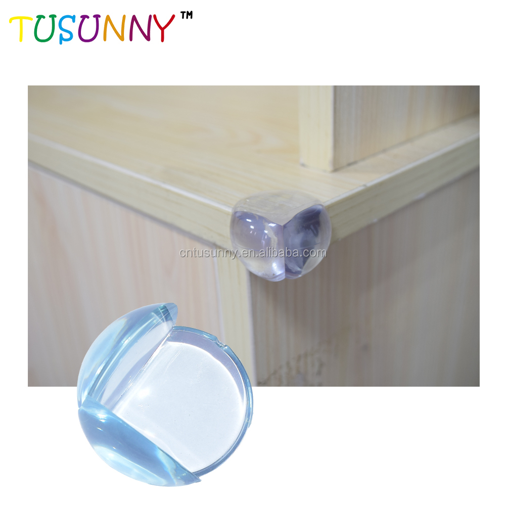 Baby Safety Corner Protector Adhesive Silicon Corner Guard