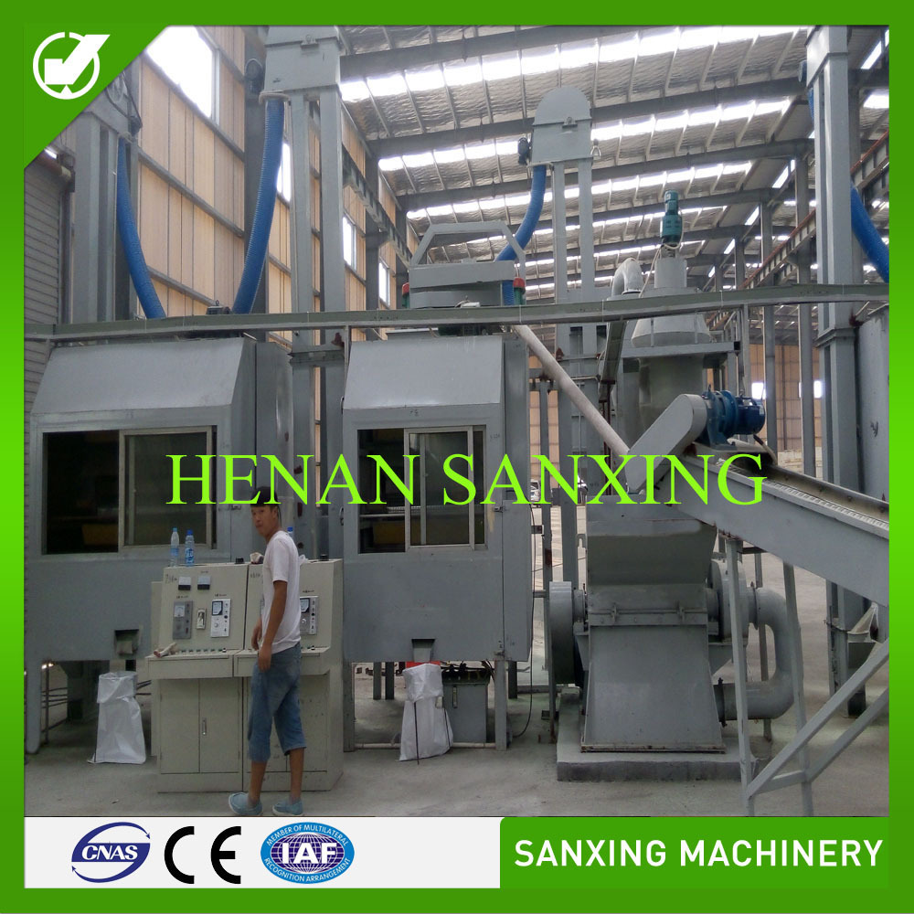 China Biggest E Waste Management Manufacturer Computer Circuit Boards Recycling Motherboards Machine