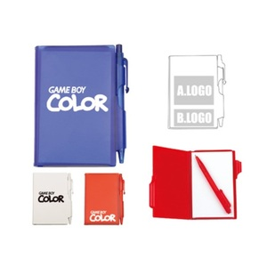 Promotional Small Kids Notebook with blank paper inside
