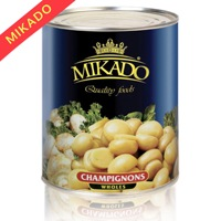 fresh pack canned mushroom champignons wholes in water canned mushroom in brine