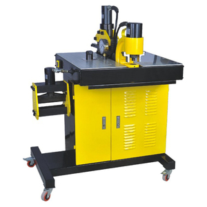 CE ISO 3 in 1 Multifunction hydraulic punching benting cutting bus bar machine with best price