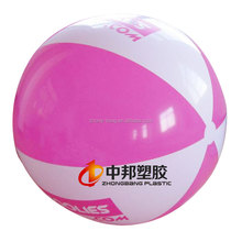 Promotional Wholesale Inflated ball Customized Logo Printed PVC Inflatable Beach Ball