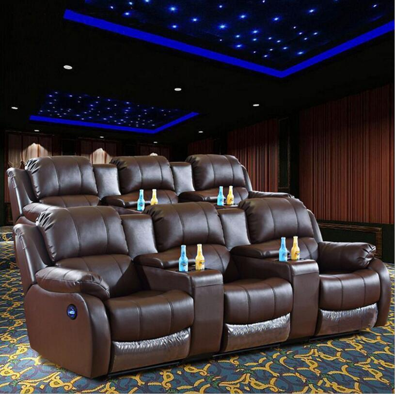 Home Theater Seating Lazy Boy Chair Recliner Using For