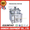 free standing commercial gas chips fryer/restaurant equipment for sale/turbo air fryer