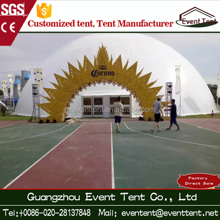 Glamping Fashion Heated Outdoor Winter Party clear dome Tent for Cold Weather sale on CA
