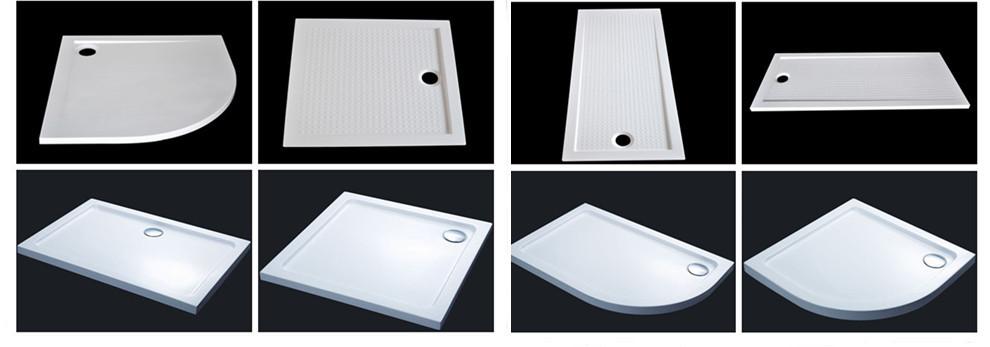 Lovely DOMO Custom Made Fiberglass 800 X 800 Shower Tray,shower Base,shower Pan