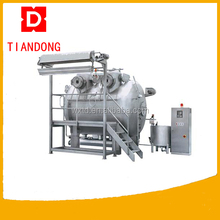 Hot sale garment dyeing process and textile dyeing machine with engineers overseas service