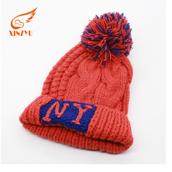 531ae8d4 China Supplier Fasinion Winter Hat Knitted Wool Cc Beanies Wholesale ...
