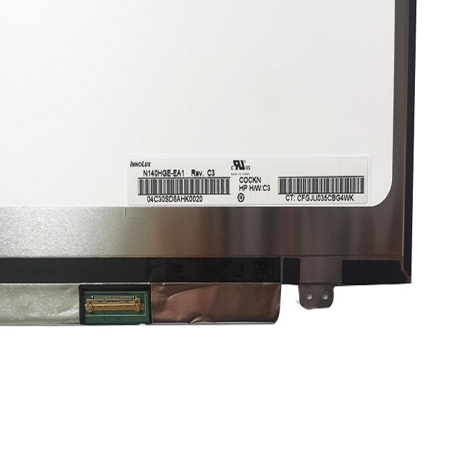 CMO 1600x900 N173FGA-E44 New 17.3 HD+ Slim 30 PINS Laptop Replacement LED LCD Screen//Panel Compatible with Innolux
