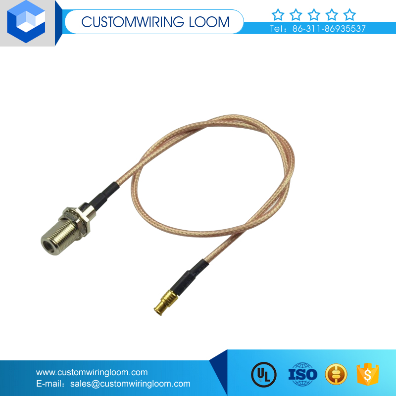 qr 540 coaxial cable with male and female