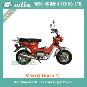 Top quality ece vanvan replica motorbike monkey motorcycle with customs parts 50cc supermoto Charly 125 (Euro 4)