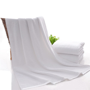 Hand Towel White Chamois Towel ,Hotel Towel Sets White