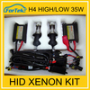 China car accessory SUPER 35W 55W Slim XENON HID KIT H4 H/L