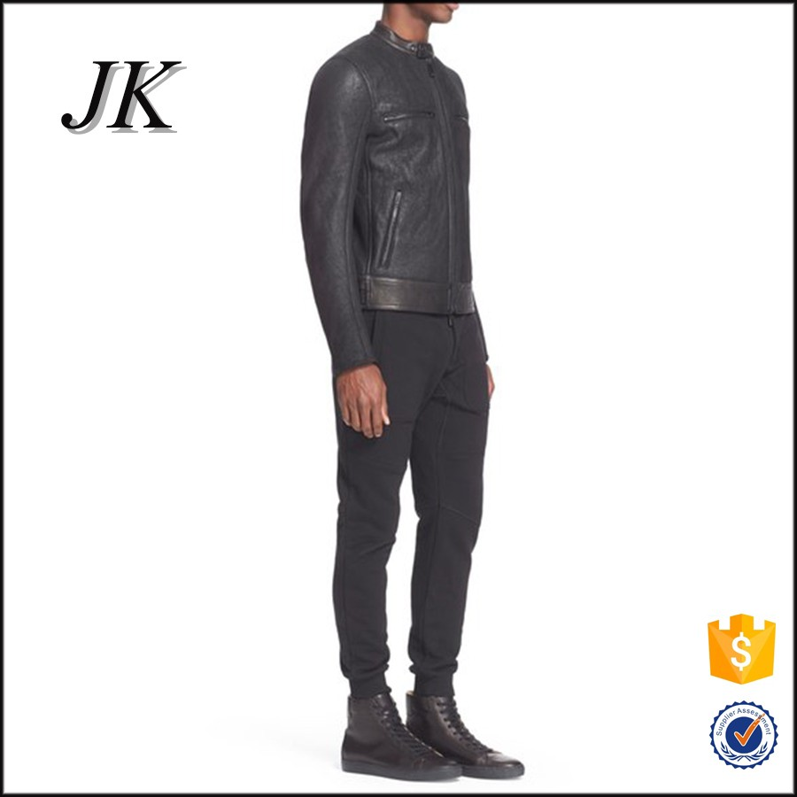 Sunnytex super Warm OEM high quality leather made winter coat for men jackets for boys's