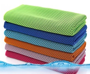 Mesh Cooling Towel Running,Swimming Yoga Fitness Pilates Golf
