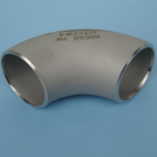 ASTM A234 wpb 24 inch 90 degree carbon steel elbow