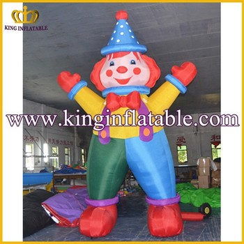 commercial used inflatable clown cartoon inflatable cartoon