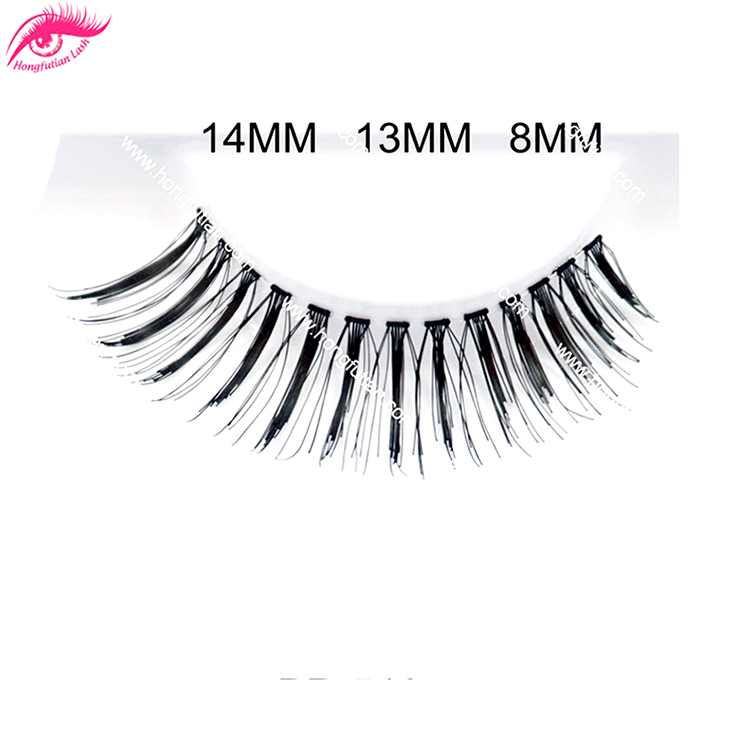 Make Up human hair eyelashes best selling lashes