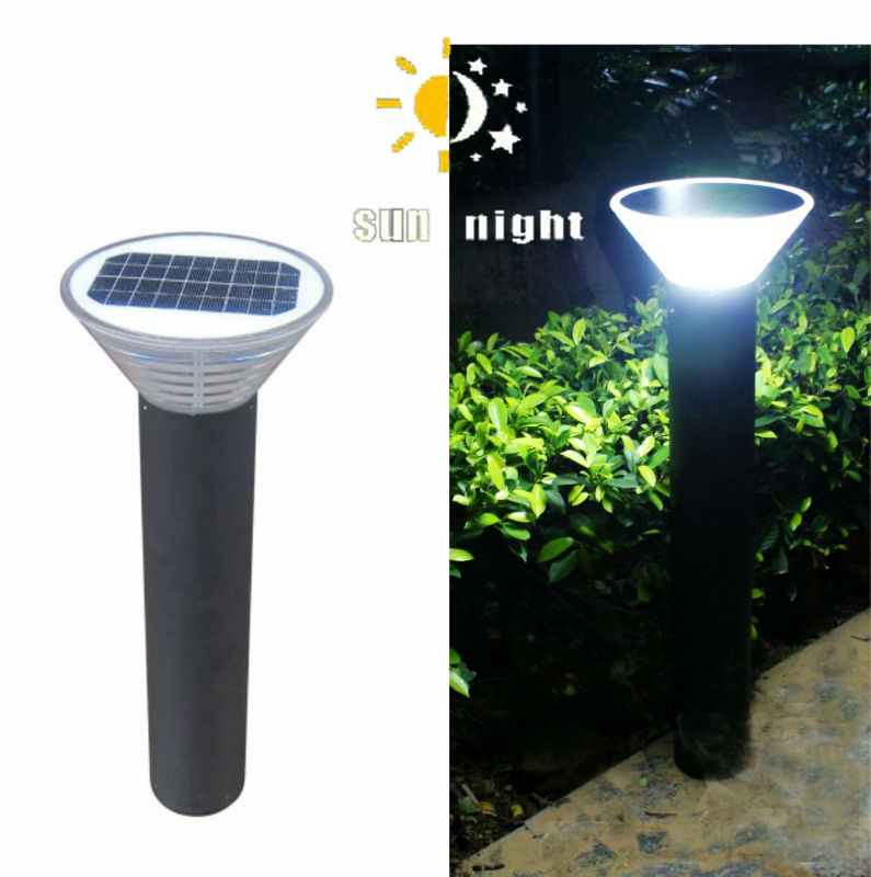 Cheap Outdoor Post Lights Solar Led Outdoor Lights For Garden/path ...