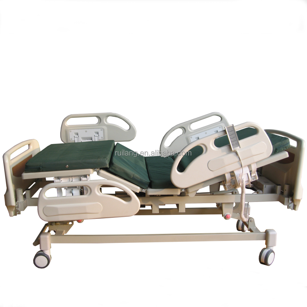 RC-002-17300 Hospital furniture electric bed for the elderly