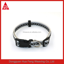 newest fashion eco-friendly gift outdoor protective dog collar and leash/pet collar