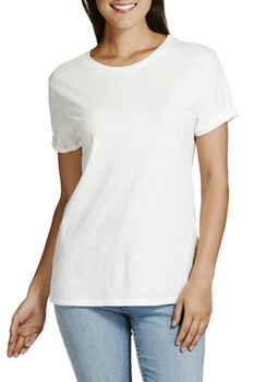 girls high quality plain white cotton shirt for wholesale