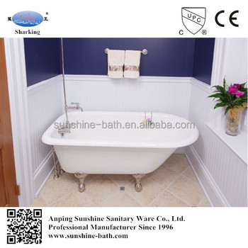 clawfoot baby bath tub. classical cast iron bathtub with clawfoot small baby bath tub Classical Cast Iron Bathtub With Clawfoot Small Baby Bath Tub  Buy