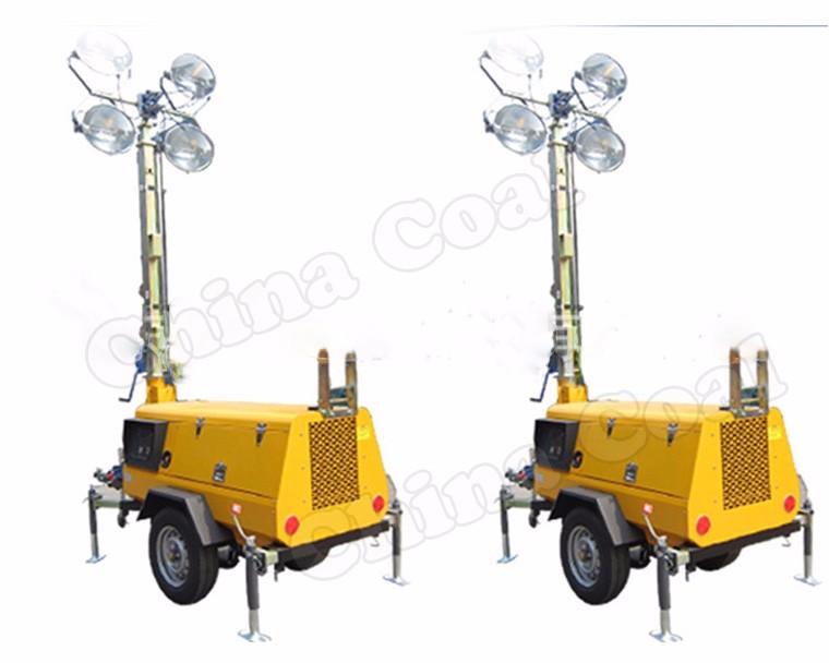 New Design Signal Tower Light/solar Diesel Hybrid Emergency Light ...