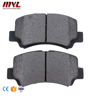 Our Company Supplies Global Customer With Various Price Ceramic Brake Pad for Naza Sutera