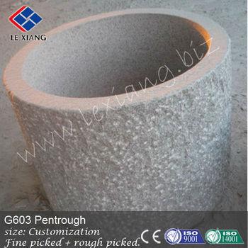 Granit Stein Trog