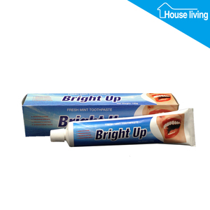 All kinds of brand names herbal natural generic cheap non gel rapid white toothpaste in sachet