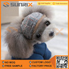 Pet Fashion Attractive Berets Stripe Dog Cute Hat