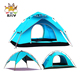 two door custom auto camping tent with clear roof