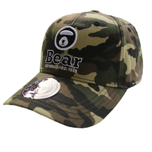 Custom mens camo 3d embroidered baseball hats and caps Fashion camo hat and cap/camouflage flat brim hats/camo hat