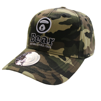 843fd5800c1 Custom mens camo 3d embroidered baseball hats and caps Fashion camo hat and  cap camouflage