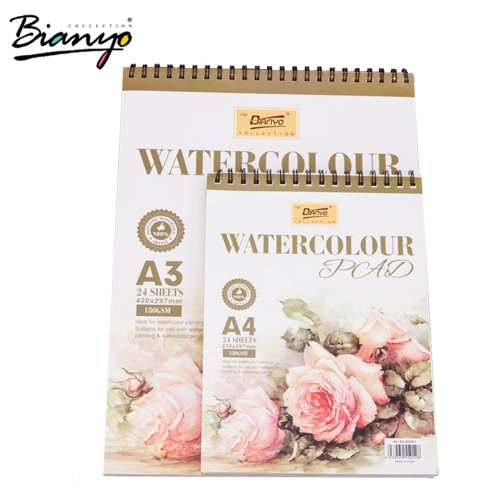High Quality 24 White Sheet Paper Drawing Book,Sketchbook Drawing ...