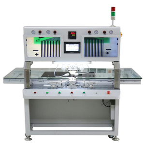 led bonding machine/ flex cable heat bonding machine ZM-B100