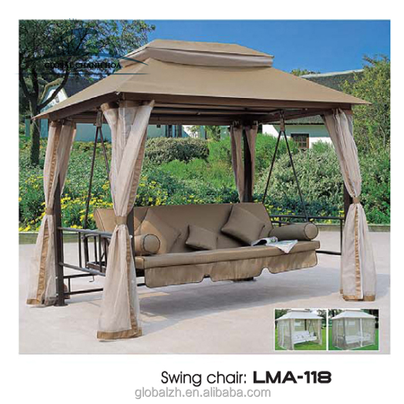 Swing Bed Patio