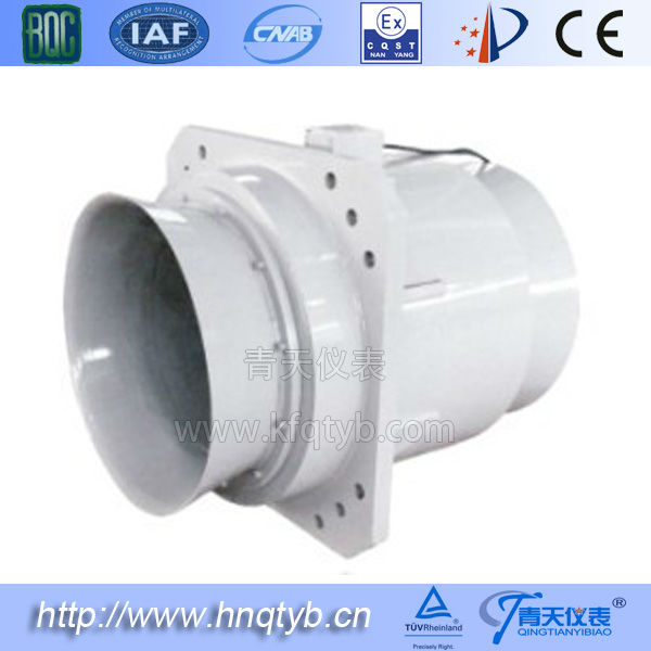 High quality irrigation water electromagnetic flow meter for open channel and covered channel