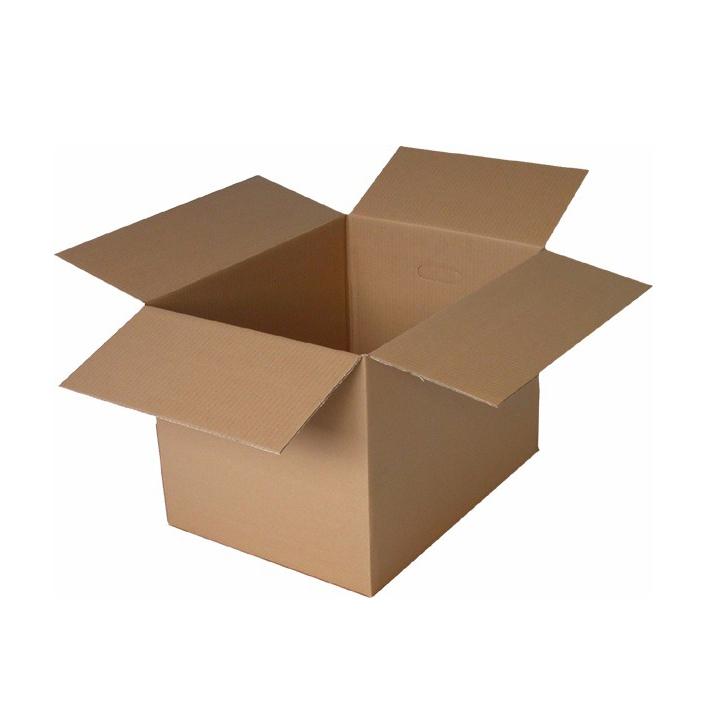 Vận Chuyển Lớn Tùy Chỉnh Nâu Sóng Các Tông Đóng Gói Vận Chuyển Giấy Hộp Carton Hộp Các Tông Nâu Cho Bán