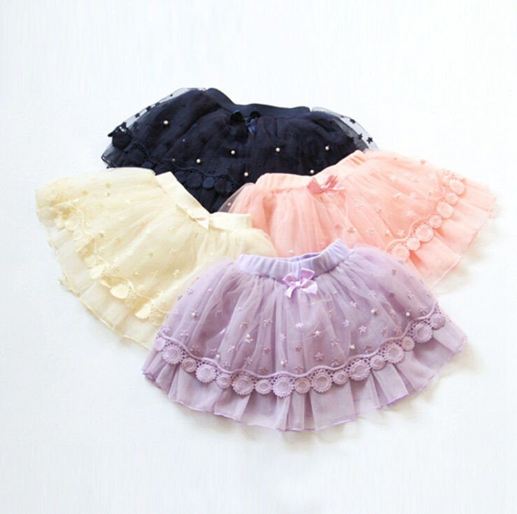 6ed23438b5647f Get Quotations · Aged 2-7 Summer Girls Lace Skirt Tutu Skirt Girls Skirts  Girls Clothing New Korean