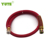 YUTE brand fmvss106 truck coil rubber air brake hose with SAE J1402