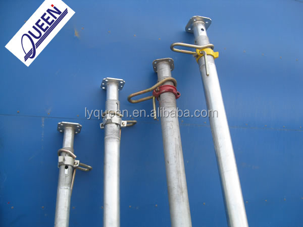 Peri Shoring Scaffolding Pipe and Accessories Support Construction Props Adjustable Height Pipe